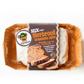 Bierbrood bruschetta spice-0